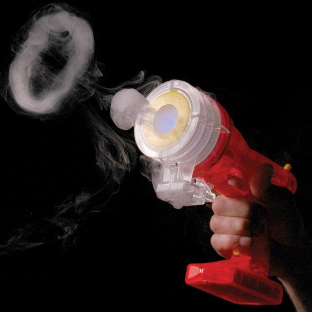 дым кольцами
